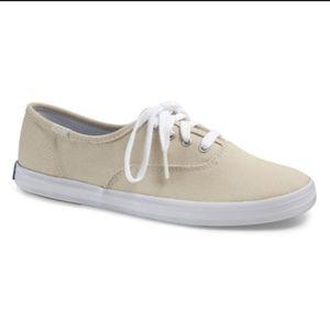 Keds Original Beige Sneaker size 8